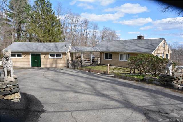 160 Paddy Hollow Road, Bethlehem, CT 06751 (MLS #170384118) :: The Higgins Group - The CT Home Finder
