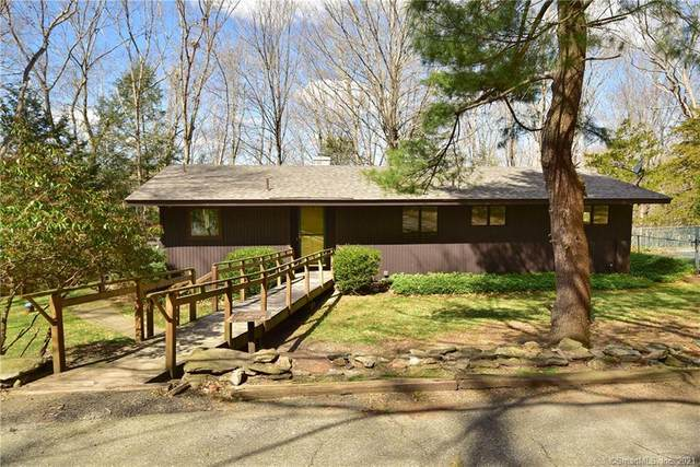 267 Codfish Falls Road, Mansfield, CT 06268 (MLS #170384143) :: The Higgins Group - The CT Home Finder