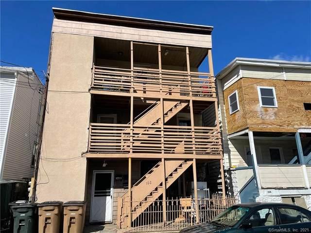 102 Virgil Street, Stamford, CT 06902 (MLS #170384155) :: Forever Homes Real Estate, LLC