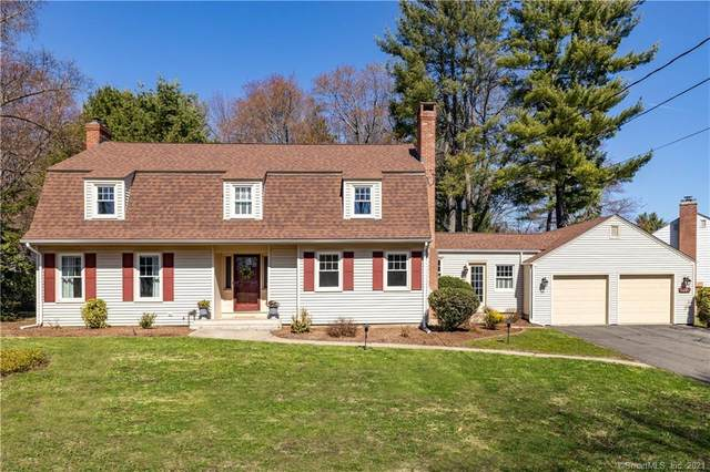 150 Cliffmore Road, West Hartford, CT 06107 (MLS #170384161) :: Around Town Real Estate Team