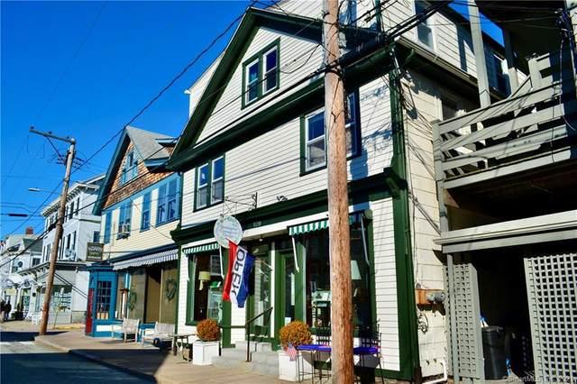 109 Water Street, Stonington, CT 06378 (MLS #170384177) :: Forever Homes Real Estate, LLC