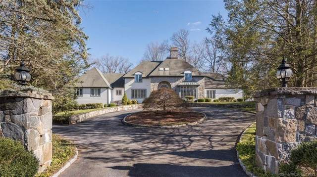 3 Gaston Farm Road, Greenwich, CT 06831 (MLS #170384181) :: Spectrum Real Estate Consultants