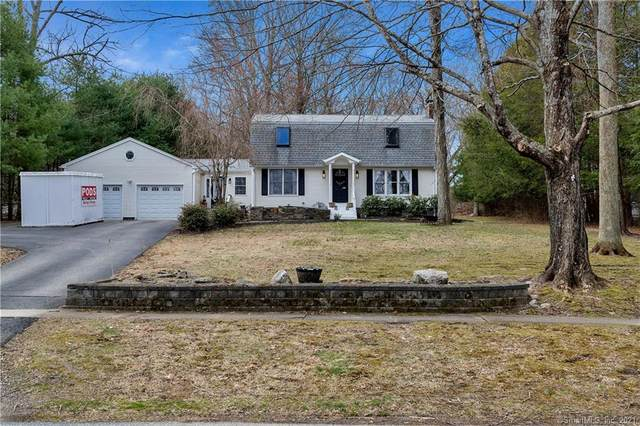 130 Prospect Hill Road, Colchester, CT 06415 (MLS #170384207) :: Around Town Real Estate Team