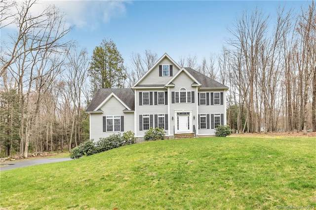 8 Russett Road, Newtown, CT 06482 (MLS #170384239) :: Forever Homes Real Estate, LLC