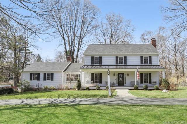 7 Main Street, Ridgefield, CT 06877 (MLS #170384250) :: The Higgins Group - The CT Home Finder