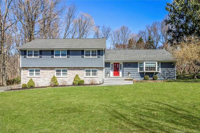 25 Hillston Road, Trumbull, CT 06611 (MLS #170384286) :: Spectrum Real Estate Consultants