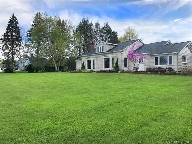 597 Hall Hill Road, Somers, CT 06071 (MLS #170384299) :: NRG Real Estate Services, Inc.