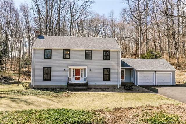 243 Hill Brook Lane, Fairfield, CT 06824 (MLS #170384334) :: The Higgins Group - The CT Home Finder