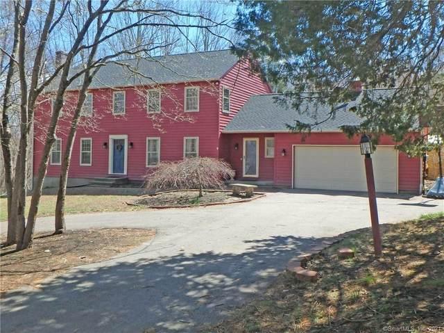 26 Coachman Pike, Ledyard, CT 06339 (MLS #170384390) :: Forever Homes Real Estate, LLC