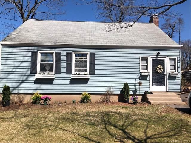 90 Piedmont Street, Meriden, CT 06451 (MLS #170384395) :: Forever Homes Real Estate, LLC