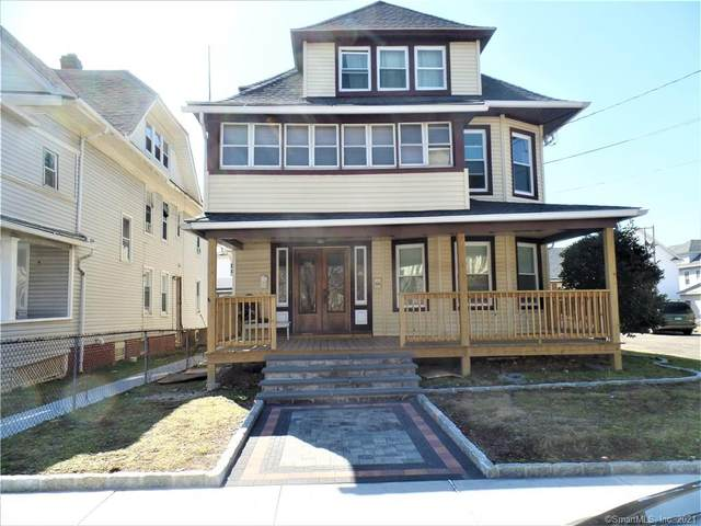 154 Rose Street, Bridgeport, CT 06610 (MLS #170384418) :: Forever Homes Real Estate, LLC