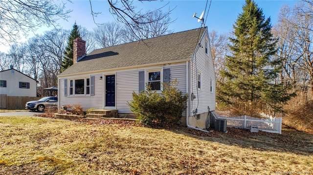 42 New York Road, Montville, CT 06370 (MLS #170384419) :: Spectrum Real Estate Consultants