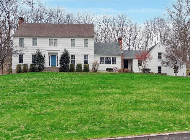 21 Greenfield Drive, Weston, CT 06883 (MLS #170384443) :: Forever Homes Real Estate, LLC