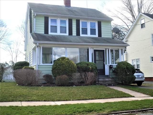 38 Lake Street, Hamden, CT 06517 (MLS #170384458) :: Spectrum Real Estate Consultants