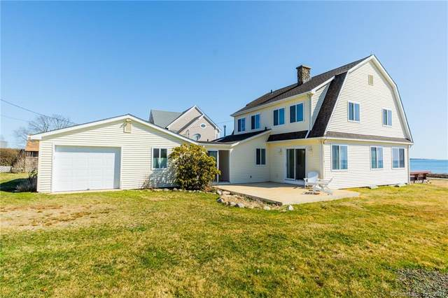 108 E Shore Drive, East Lyme, CT 06357 (MLS #170384461) :: The Higgins Group - The CT Home Finder