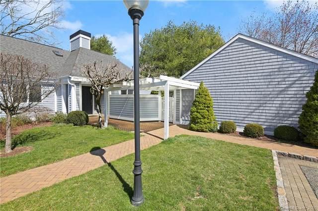 210 Lansdowne #210, Westport, CT 06880 (MLS #170384521) :: Forever Homes Real Estate, LLC