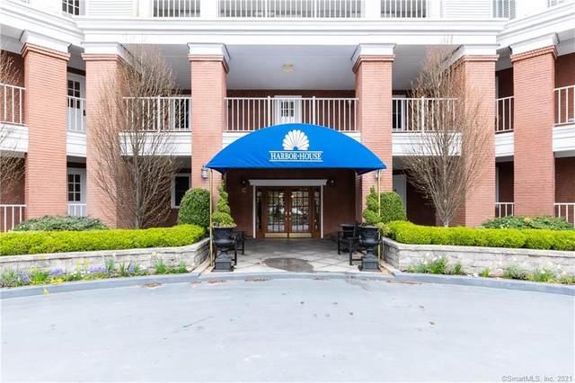 43 Harbor Drive #505, Stamford, CT 06902 (MLS #170384523) :: Forever Homes Real Estate, LLC