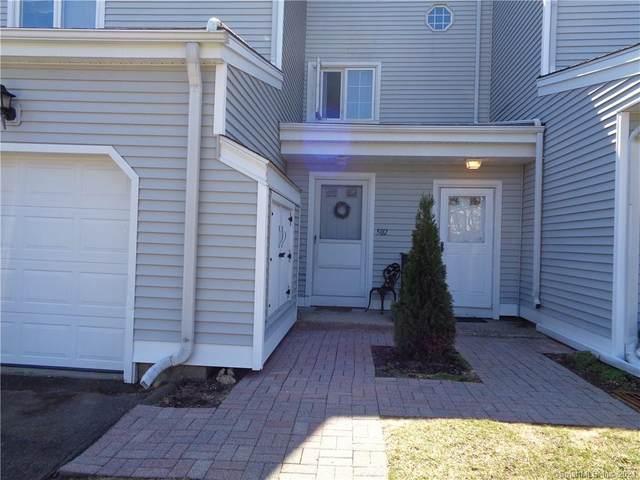 560 Silver Sands Road #502, East Haven, CT 06512 (MLS #170384567) :: Spectrum Real Estate Consultants