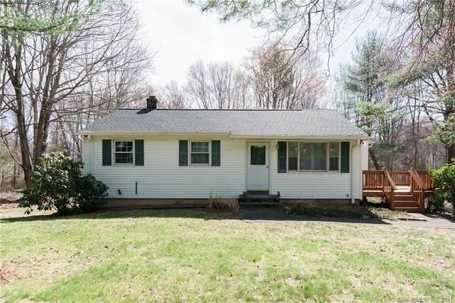 14 Dusty Lane, Newtown, CT 06470 (MLS #170384575) :: Around Town Real Estate Team
