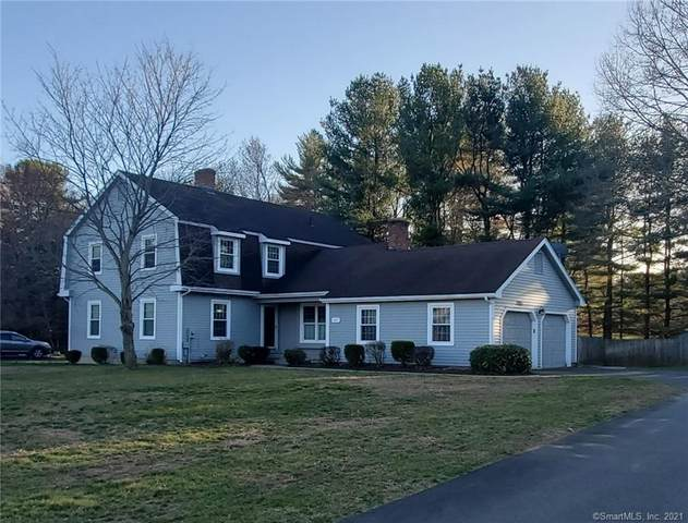 127 Fieldstone Drive, Windsor, CT 06095 (MLS #170384579) :: Forever Homes Real Estate, LLC