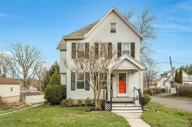50 Leonard Street, Stamford, CT 06906 (MLS #170384617) :: Around Town Real Estate Team