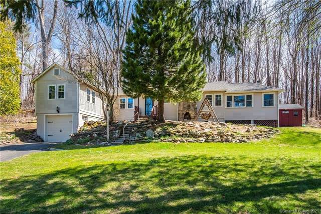61 Sherman Heights Road, Woodbury, CT 06798 (MLS #170384624) :: Cameron Prestige