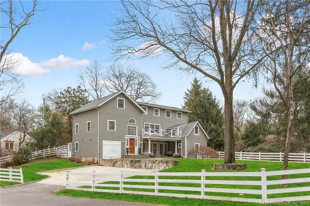 61 Witch Lane, Norwalk, CT 06853 (MLS #170384629) :: Forever Homes Real Estate, LLC