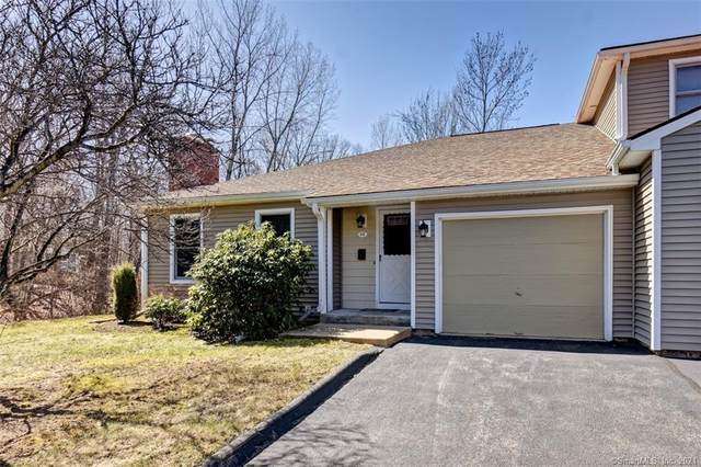 61 Brookside Village #61, Enfield, CT 06082 (MLS #170384632) :: Spectrum Real Estate Consultants