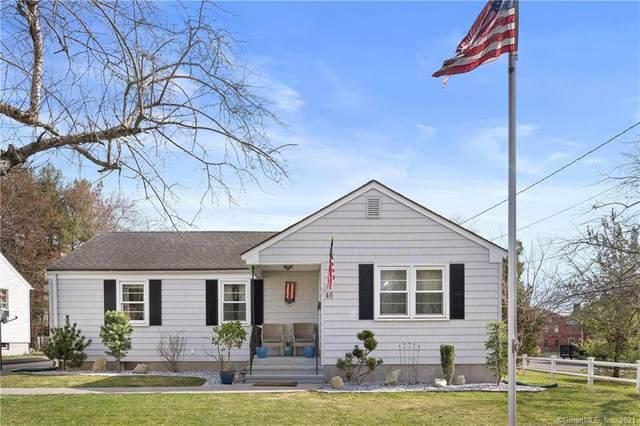 46 Kenwood Road, Wethersfield, CT 06109 (MLS #170384647) :: Forever Homes Real Estate, LLC