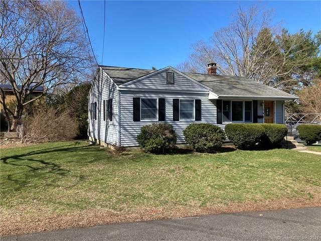 45 Friendship Street, Windham, CT 06226 (MLS #170384692) :: Forever Homes Real Estate, LLC