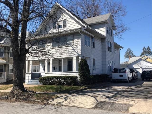 492 W Taft Avenue, Bridgeport, CT 06604 (MLS #170384711) :: Spectrum Real Estate Consultants