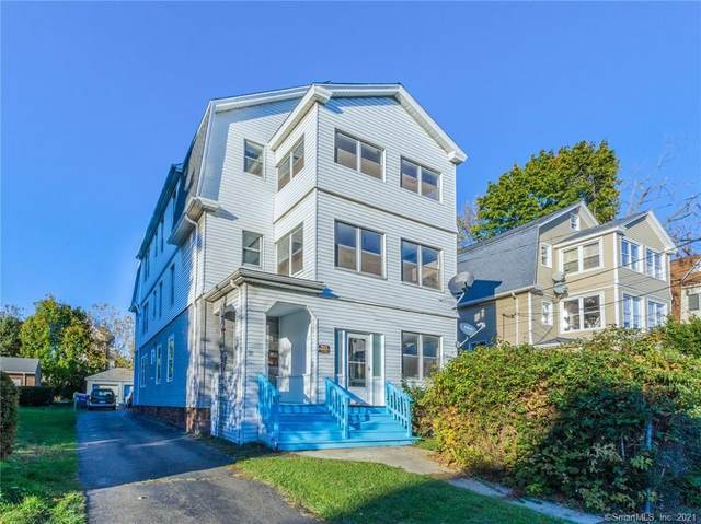 48 Kenneth Street, Hartford, CT 06114 (MLS #170384730) :: Forever Homes Real Estate, LLC