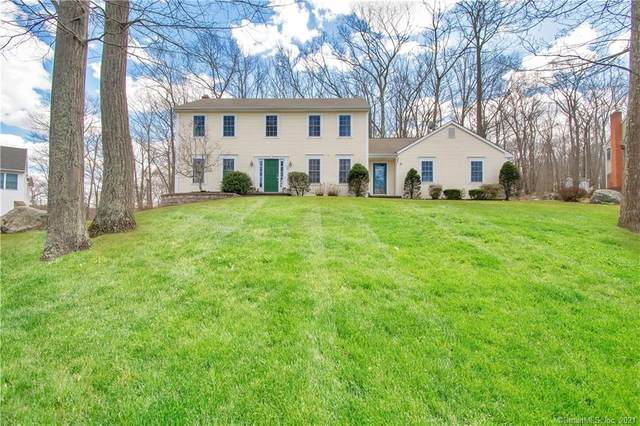 19 High Ledge Circle, Manchester, CT 06040 (MLS #170384816) :: GEN Next Real Estate
