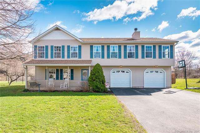 18 Abbey Lane, Middletown, CT 06457 (MLS #170384846) :: Spectrum Real Estate Consultants