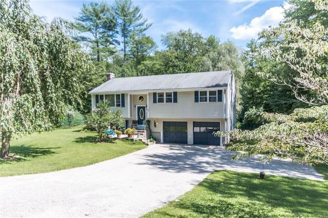 24 Luchon Road, Willington, CT 06279 (MLS #170384859) :: Around Town Real Estate Team