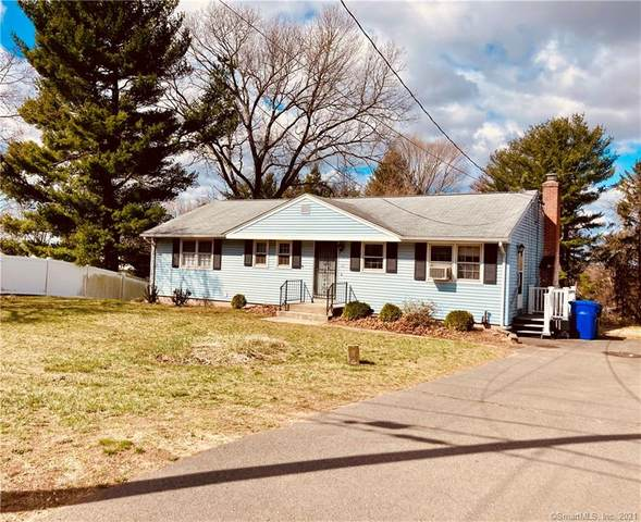 201 Long Hill Road, South Windsor, CT 06074 (MLS #170384888) :: Around Town Real Estate Team