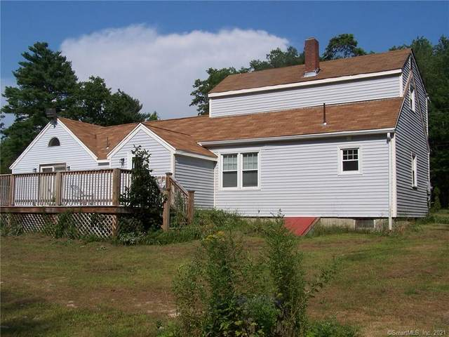 703 Margaret Henry Road, Sterling, CT 06377 (MLS #170384902) :: Around Town Real Estate Team