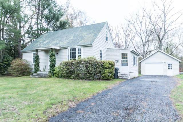 203 West Road, Colchester, CT 06415 (MLS #170384906) :: Spectrum Real Estate Consultants