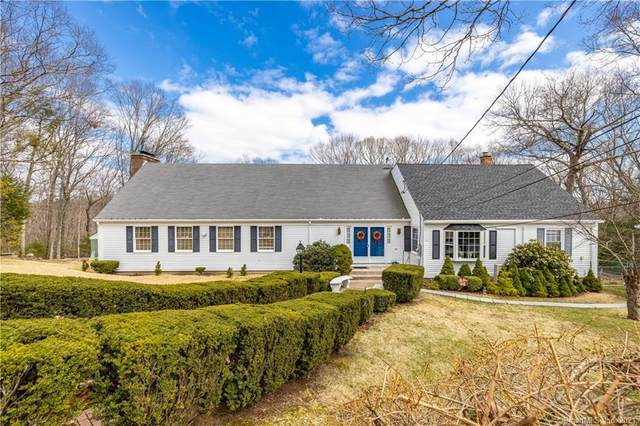 37 Romagna Road, East Lyme, CT 06357 (MLS #170384908) :: Around Town Real Estate Team