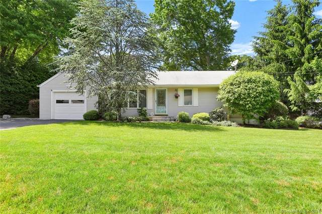 12 Powder Horn Road, Norwalk, CT 06850 (MLS #170384918) :: The Higgins Group - The CT Home Finder