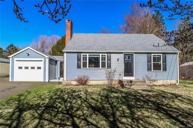 176 Walnut Hill Road, Bethel, CT 06801 (MLS #170384927) :: Kendall Group Real Estate | Keller Williams