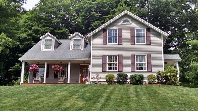 24 Pleasant Street, Chester, CT 06412 (MLS #170384935) :: Around Town Real Estate Team