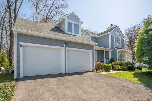5 Cannon Brook Lane #5, Norwalk, CT 06851 (MLS #170384964) :: Around Town Real Estate Team
