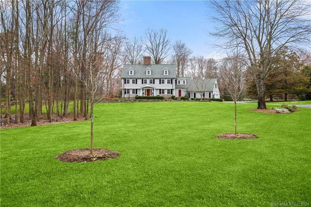 501 Brookside Road, New Canaan, CT 06840 (MLS #170385036) :: Around Town Real Estate Team