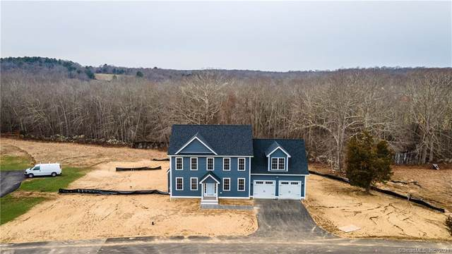 23 Quakertown Meadows, Ledyard, CT 06339 (MLS #170385038) :: GEN Next Real Estate