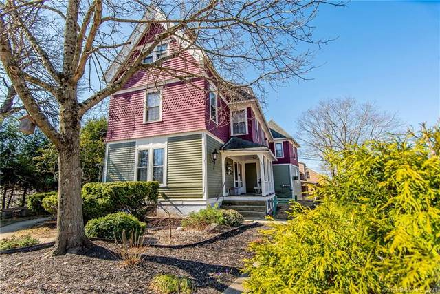 105 Maple Street, Killingly, CT 06239 (MLS #170385056) :: Spectrum Real Estate Consultants