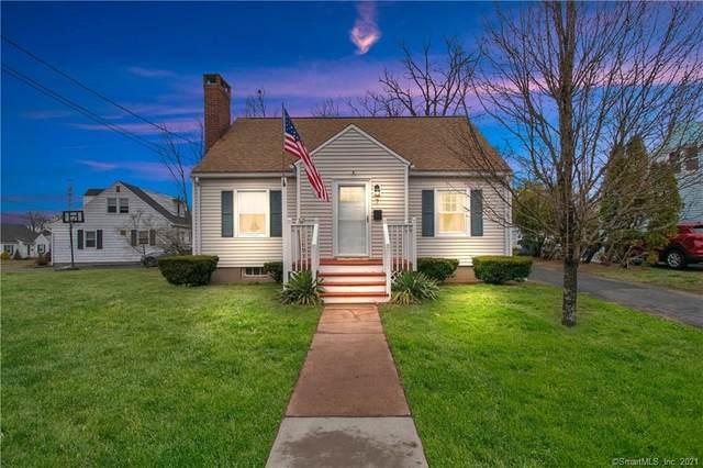 7 Byron Road, Manchester, CT 06040 (MLS #170385060) :: Forever Homes Real Estate, LLC