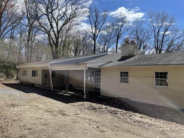 6 Powder Horn Hill Road, Wilton, CT 06897 (MLS #170385073) :: GEN Next Real Estate