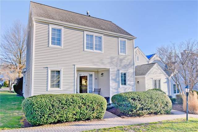 104 Hickory Woods Lane #104, Stratford, CT 06614 (MLS #170385119) :: Carbutti & Co Realtors