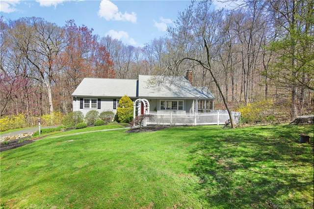 60 Drummer Lane, Redding, CT 06896 (MLS #170385139) :: Around Town Real Estate Team